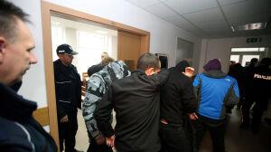Trzy miesiące więzienia [br]za napaść na policjanta