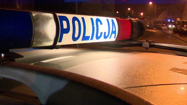 Ranny policjant trafił do szpitala archiwum