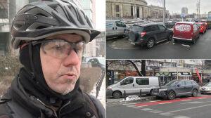 """To on """"walicuje święte krowy"""": nie ma nic o parkowaniu w konstytucji"""