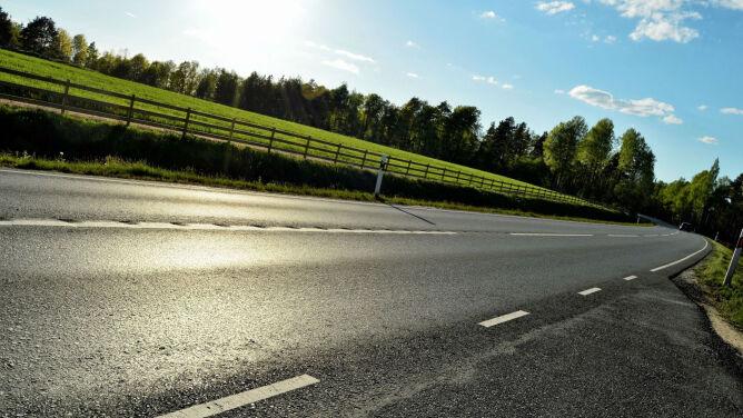 Dobre warunki na drogach, z wyjątkiem wschodu