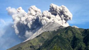 Wybuchy wulkanów spowolniły globalne ocieplenie