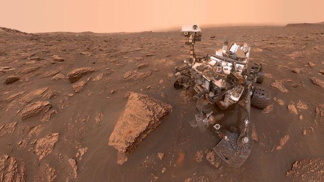 10 minut oddychania na Marsie. Łazik Perseverance wyprodukował tlen