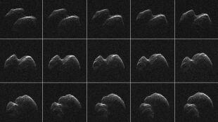 Asteroida rozmiarów Skały Gibraltarskiej minęła Ziemię. I została nagrana
