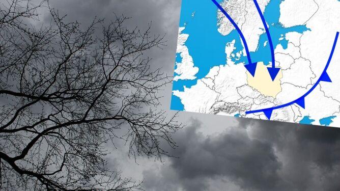 Idą dwa zimne fronty. Wiosna w potrzasku