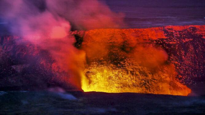 Magma pod Apeninami powoduje wstrząsy. <br />Jej poziom się podnosi