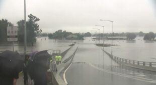 Powódź w południowo-wschodniej części Australii